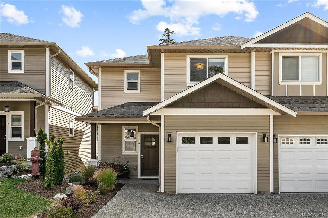 Photo 2: Photos: 117 6800 W Grant Rd in Sooke: Sk Sooke Vill Core Row/Townhouse for sale : MLS®# 844321