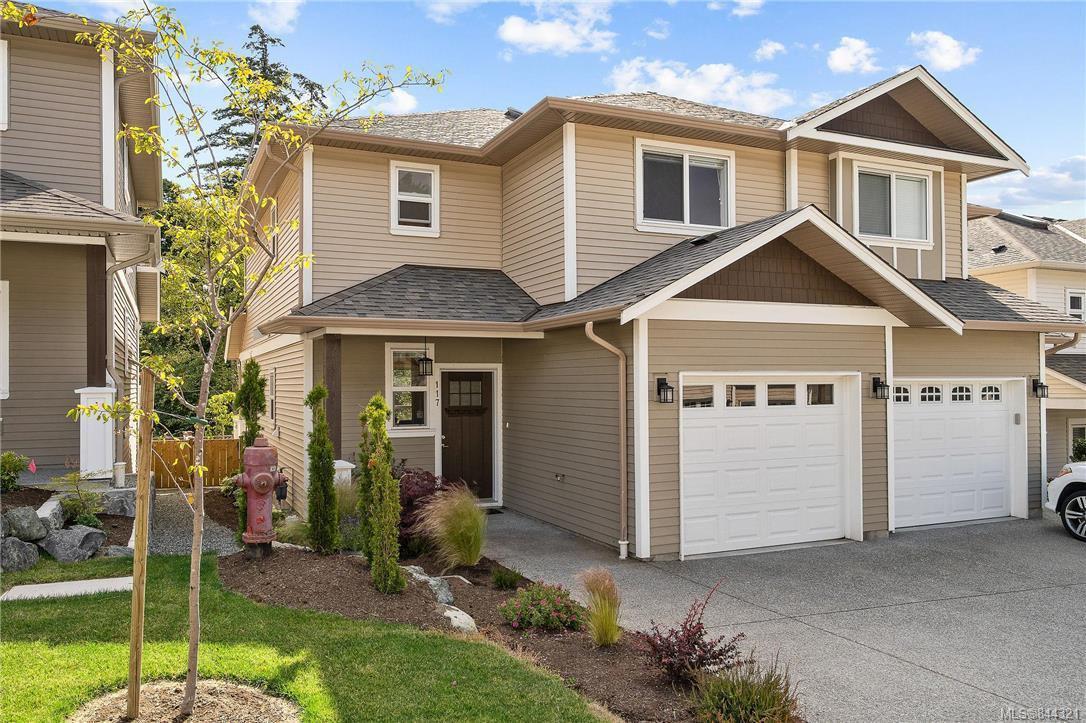 Main Photo: 117 6800 W Grant Rd in Sooke: Sk Sooke Vill Core Row/Townhouse for sale : MLS®# 844321