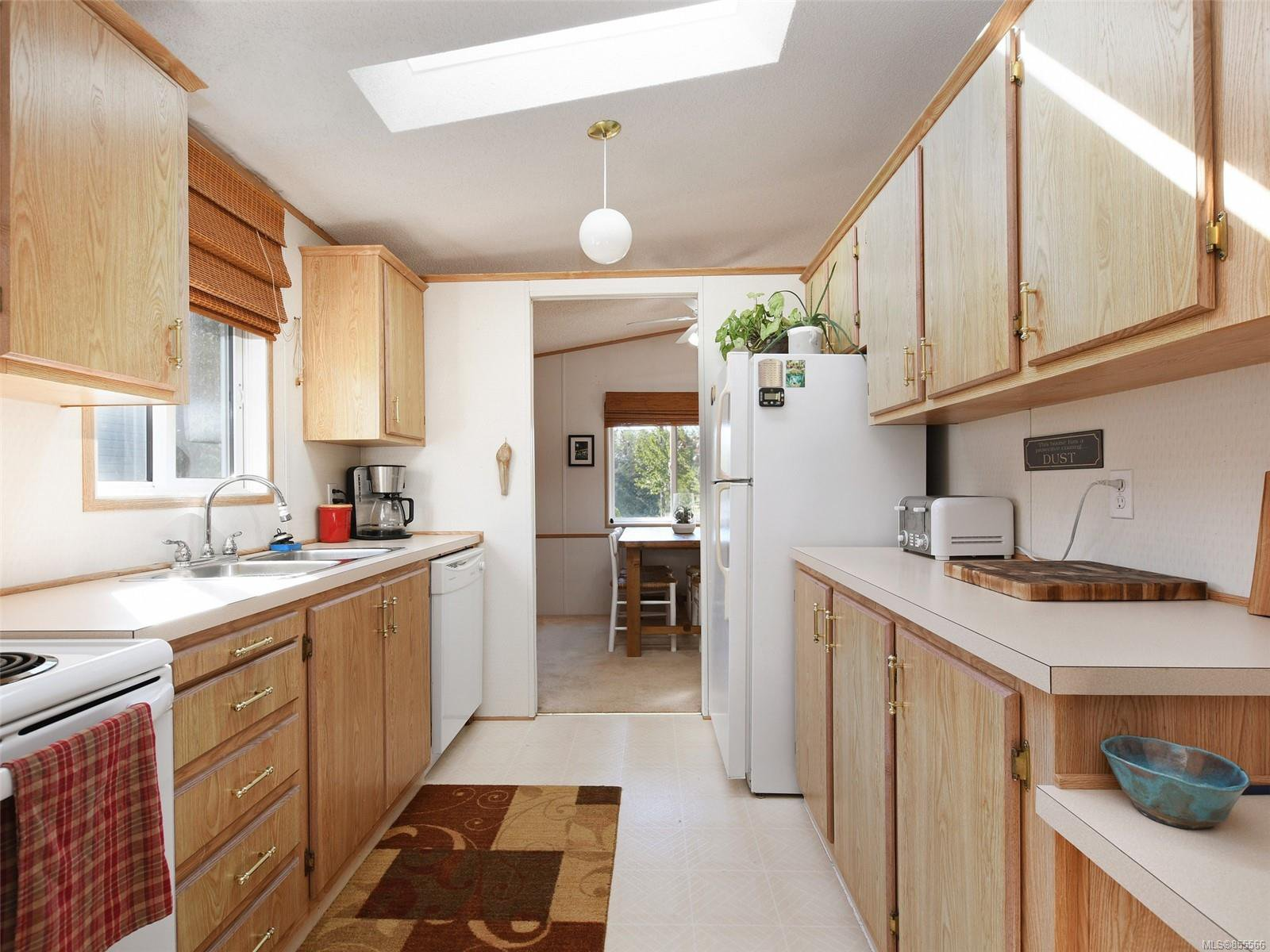 Photo 8: Photos: 28 7021 W Grant Rd in : Sk John Muir Manufactured Home for sale (Sooke)  : MLS®# 855566