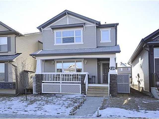 Main Photo: 119 SILVERADO WY SW in Silverado: House for sale : MLS®# C3508674