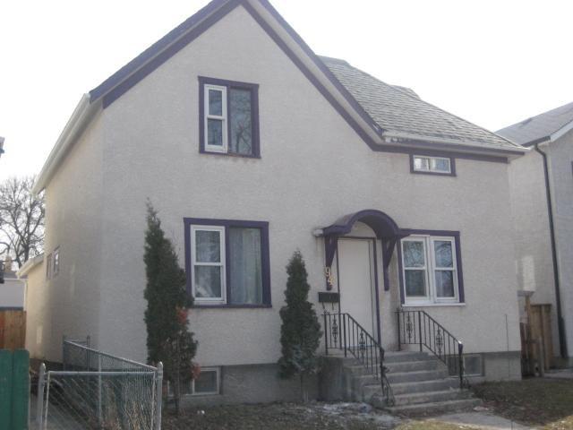 Main Photo: 94 Granville Street in WINNIPEG: North End Residential for sale (North West Winnipeg)  : MLS®# 1204285