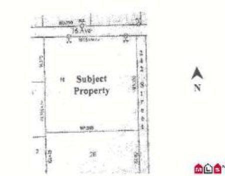 Main Photo: 9.37 Acre Building Site