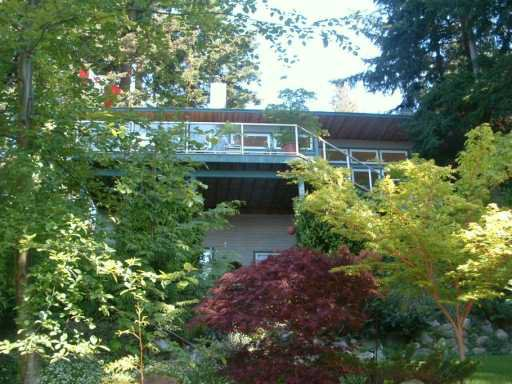 Main Photo: 1231 GOWER POINT RD in Gibsons: Gibsons & Area House for sale (Sunshine Coast)  : MLS®# V589373