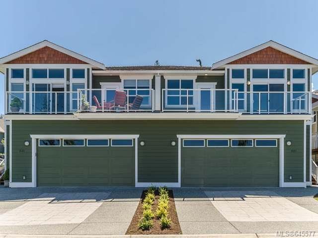 Main Photo: 6163 Arlin Pl in NANAIMO: Na North Nanaimo Row/Townhouse for sale (Nanaimo)  : MLS®# 645577