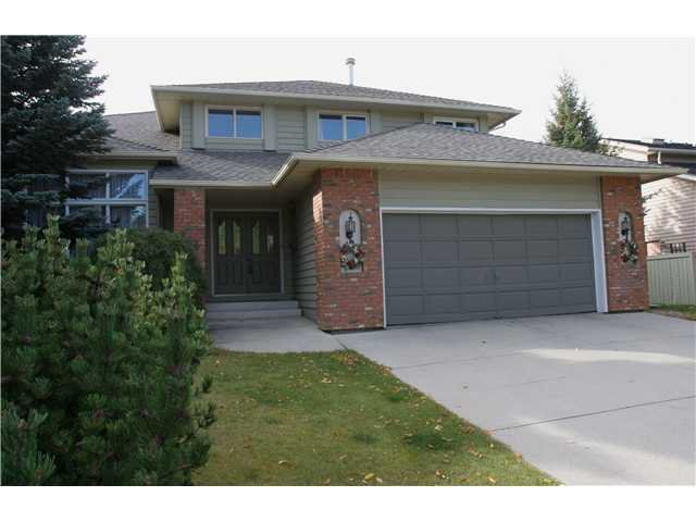 Main Photo: 344 CANTERVILLE Drive SW in CALGARY: Canyon Mdws Estates Residential Detached Single Family for sale (Calgary)  : MLS®# C3581469