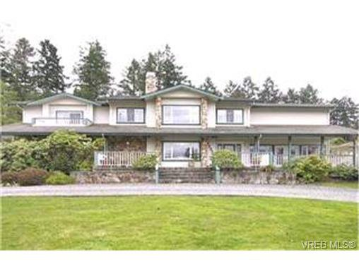 Main Photo:  in BRENTWOOD BAY: CS Brentwood Bay Single Family Detached for sale (Central Saanich)  : MLS®# 390015