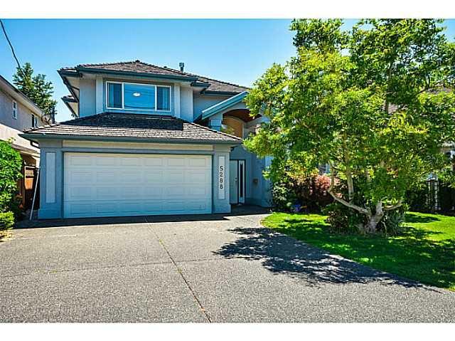 Main Photo: 5288 CENTRAL AV in Ladner: Hawthorne House for sale : MLS®# V1073977