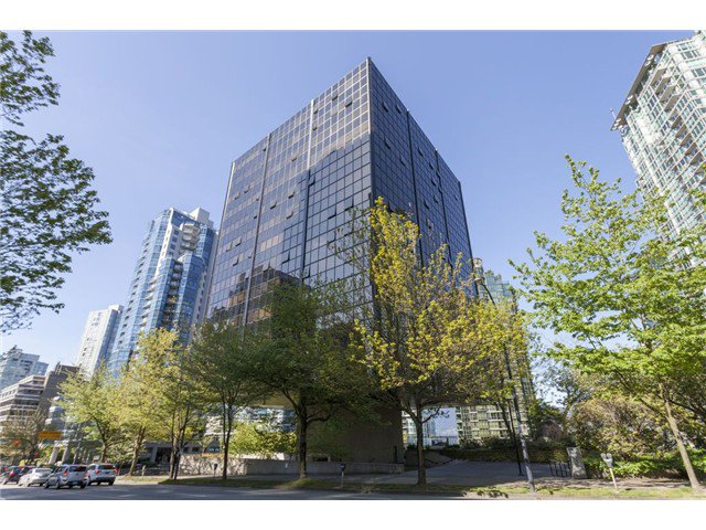Main Photo: 502 1333 W Georgia Street in : Coal Harbour Condo for sale (Vancouver West)  : MLS®# V1120881