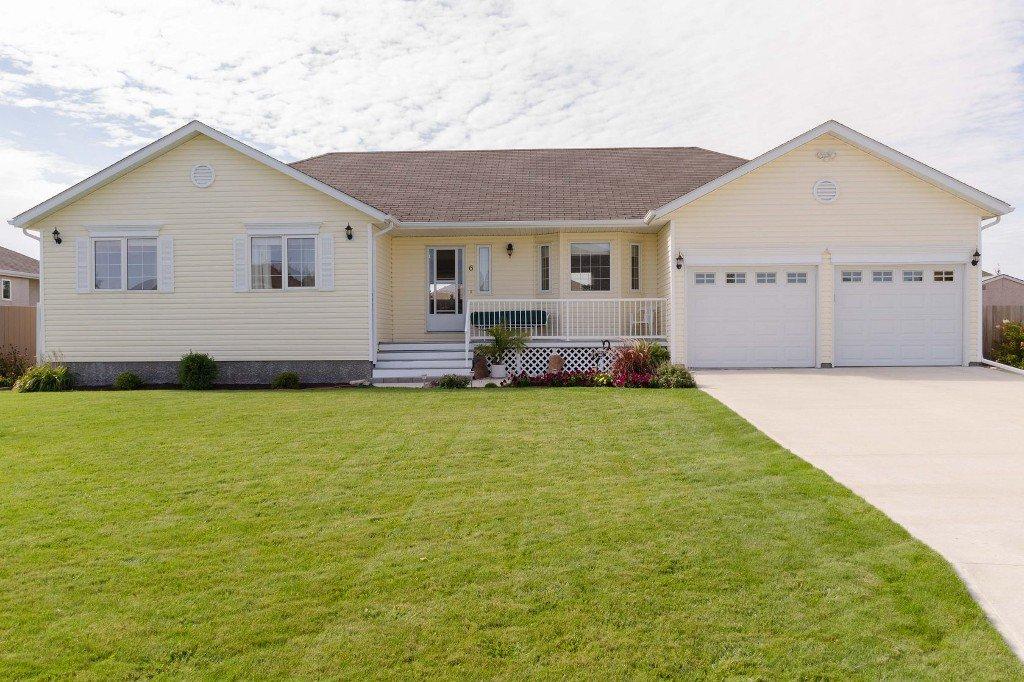 Main Photo: 6 Kyra Bay in Oakbank: Single Family Detached for sale : MLS®# 1526290