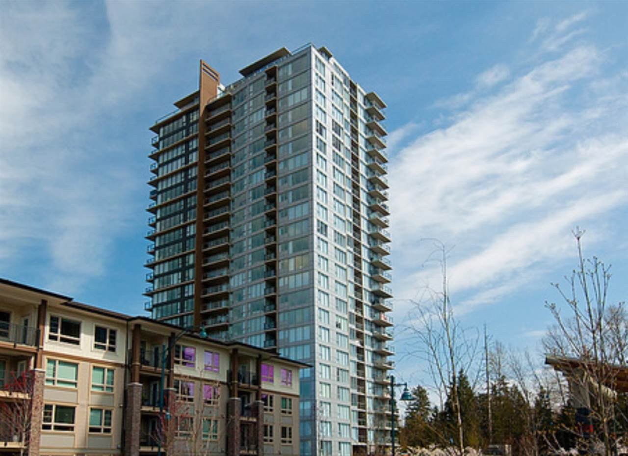 Main Photo: 2508 660 NOOTKA WAY in Port Moody: Port Moody Centre Condo for sale : MLS®# R2045715