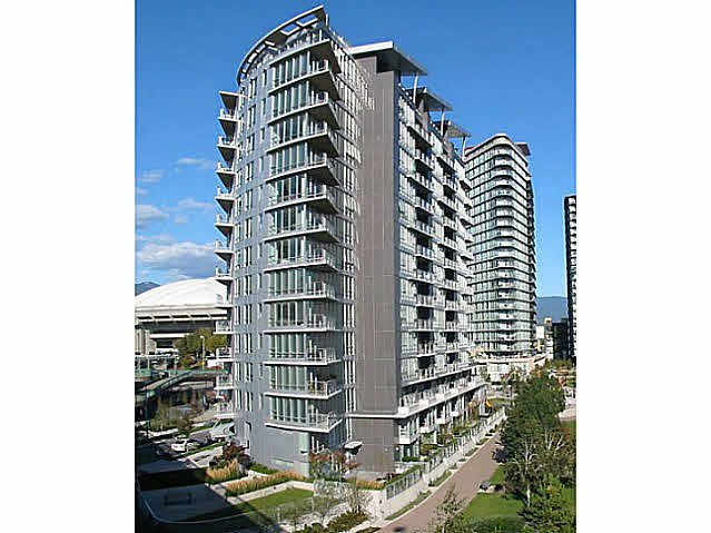 Main Photo: 806 980 Cooperage Way in Vancouver: Condo for sale (Vancouver East)  : MLS®# V1127649