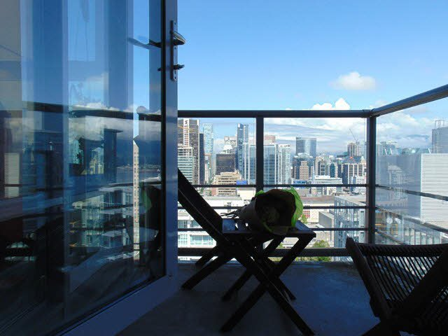 Photo 6: Photos: 111 W Georgia Street in Vancouver: Vancouver West Condo for rent (Downtown Vancouver)