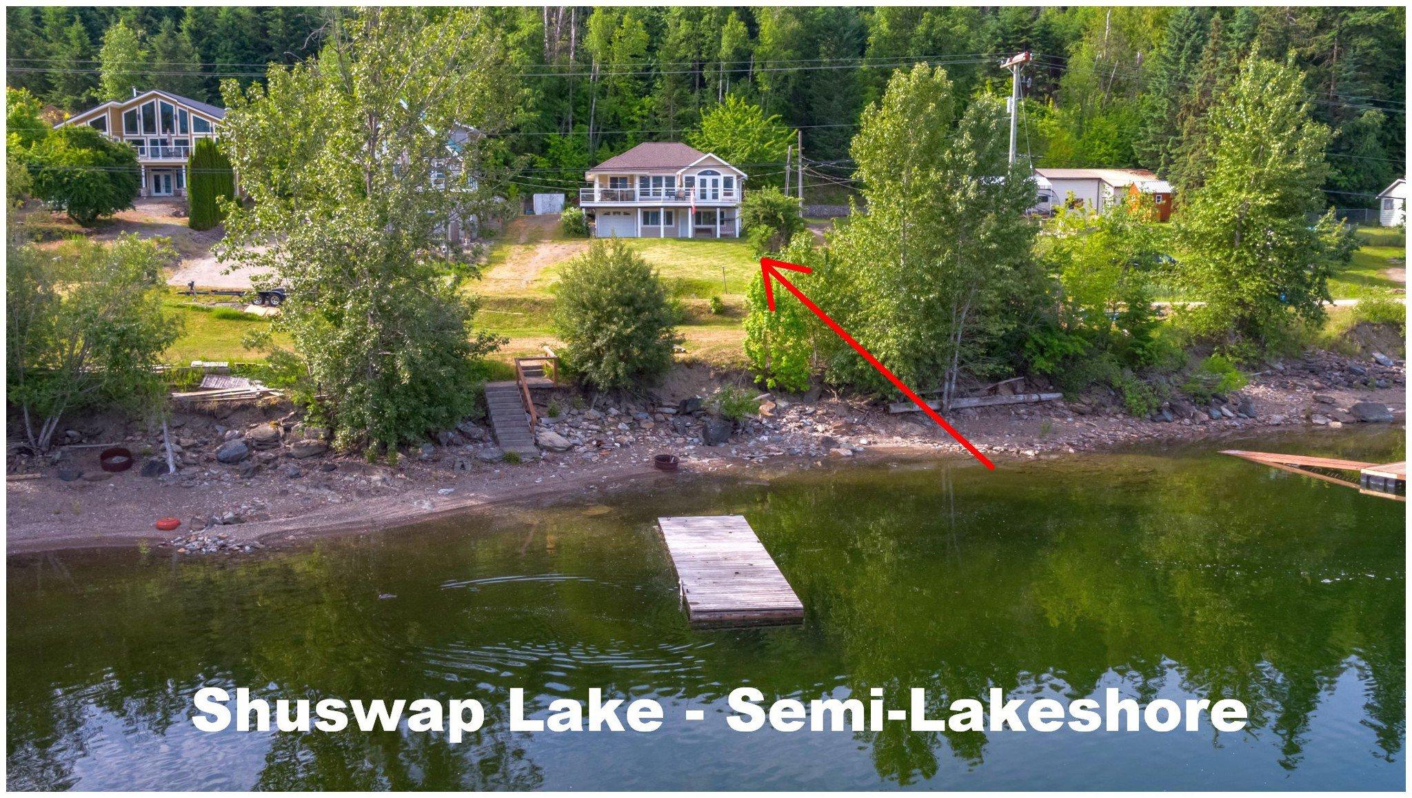 Main Photo: 3502 Eagle Bay Road: Eagle Bay House for sale (Shuswap Lake)  : MLS®# 10185719