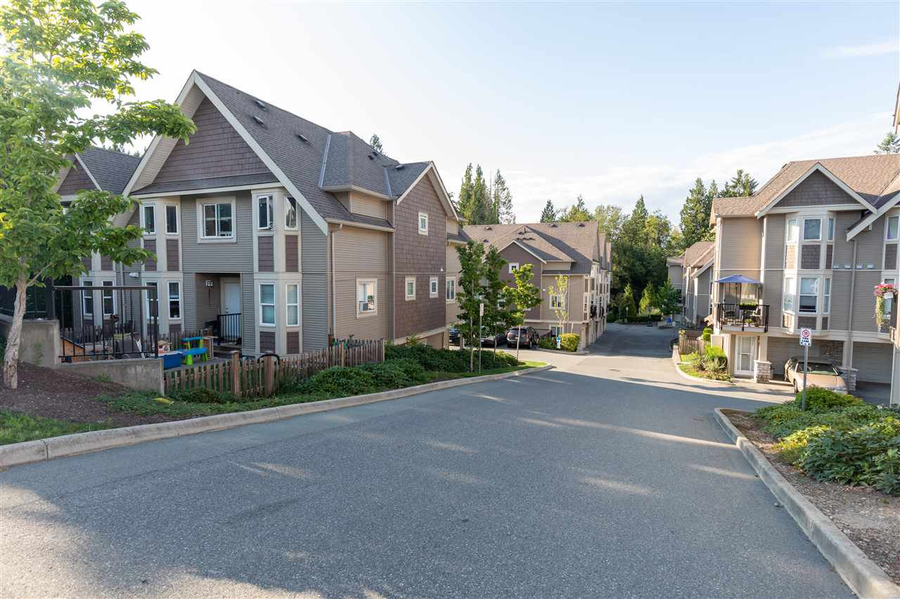 """Main Photo: 24 33313 GEORGE FERGUSON Way in Abbotsford: Central Abbotsford Townhouse for sale in """"Cedar Lane"""" : MLS®# R2389130"""