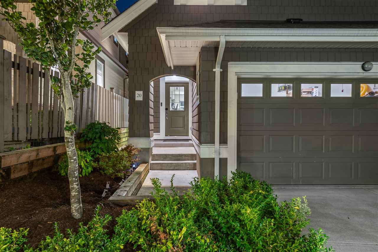 """Main Photo: 20 3400 DEVONSHIRE Avenue in Coquitlam: Burke Mountain Townhouse for sale in """"COLBORNE LANE"""" : MLS®# R2403314"""