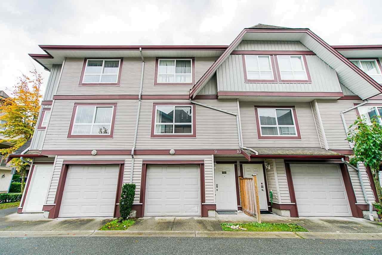 "Main Photo: 9 12730 66 Avenue in Surrey: West Newton Townhouse for sale in ""Simran Villas"" : MLS®# R2413960"