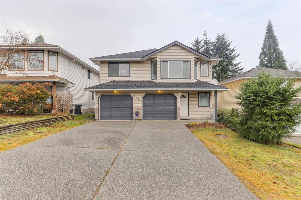 Main Photo: 1819 JACANA Avenue in Port Coquitlam: Citadel PQ House for sale : MLS®# R2424487