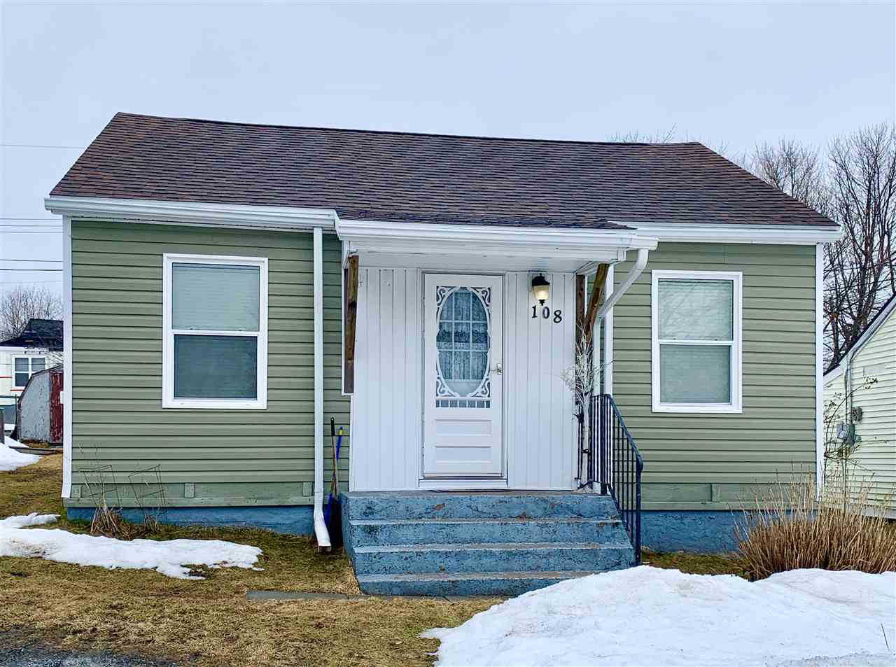Main Photo: 108 Poplar Street in Pictou: 107-Trenton,Westville,Pictou Residential for sale (Northern Region)  : MLS®# 202004629