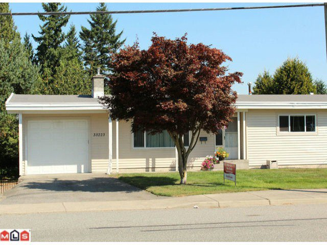 Main Photo: 33223 KING Road in Abbotsford: Poplar House for sale : MLS®# F1221213