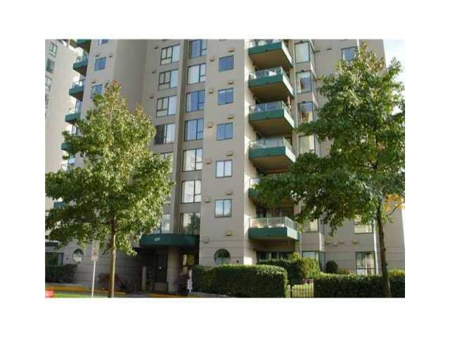 "Main Photo: 603 420 CARNARVON Street in New Westminster: Downtown NW Condo for sale in ""CARNARVON PLACE"" : MLS®# V996116"