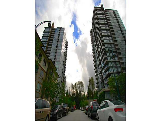 Main Photo: # 1508 660 NOOTKA WY in Port Moody: Port Moody Centre Condo for sale : MLS®# V1072342