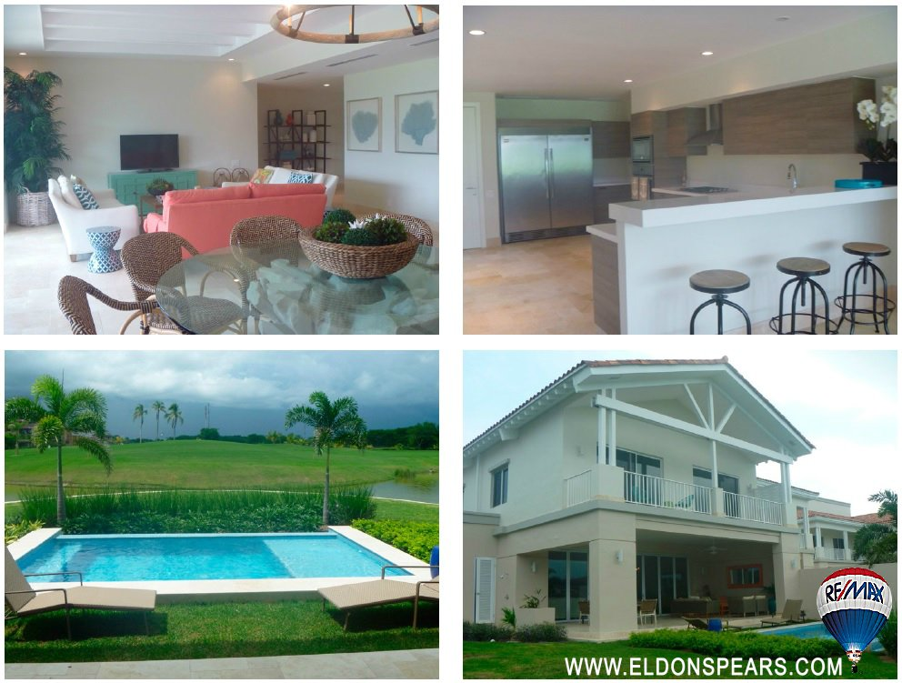 Villa for sale in Beunaventura - living area, pool, kitchen