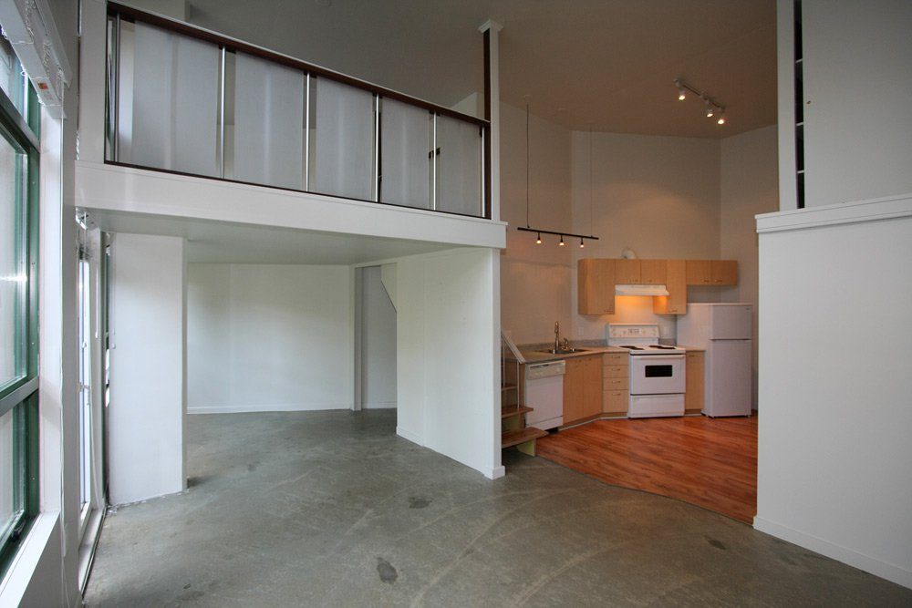 Photo 3: Photos: 109 1 E Cordova Street in Vancouver: Downtown VE Condo for sale (Vancouver East)  : MLS®# V891469