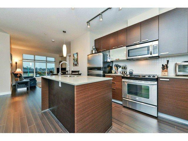 Main Photo: # 317 18818 68TH AV in Surrey: Clayton Condo for sale (Cloverdale)  : MLS®# F1438129