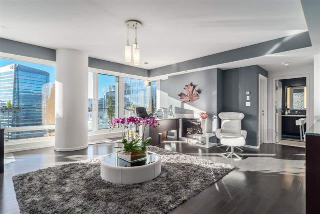 Main Photo: 3504 1011 W CORDOVA STREET in VANCOUVER: Coal Harbour Condo for sale (Vancouver West)  : MLS®# R2022874
