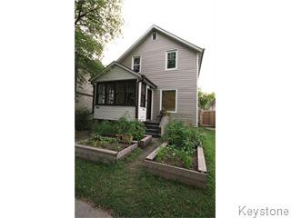 Main Photo: 364 Arlington Street in Winnipeg: Residential for sale (West End)  : MLS®# 1605402