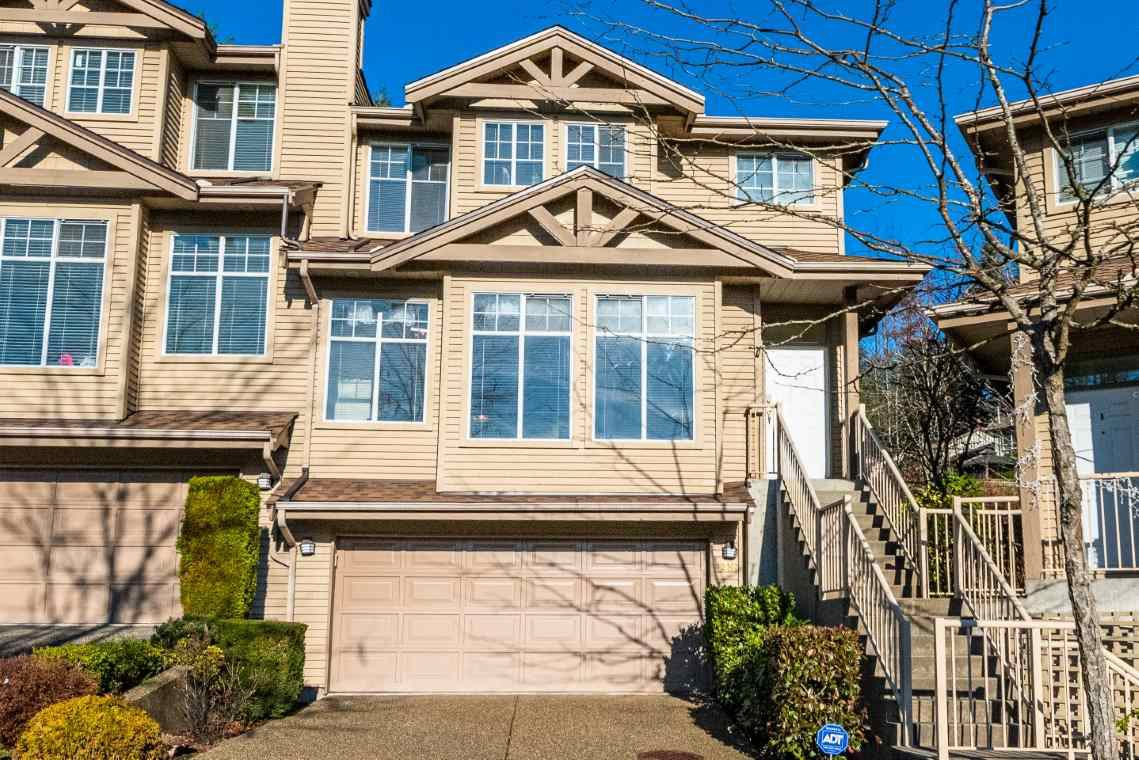 "Main Photo: 149 2979 PANORAMA Drive in Coquitlam: Westwood Plateau Townhouse for sale in ""DEERCREST"" : MLS®# R2419317"