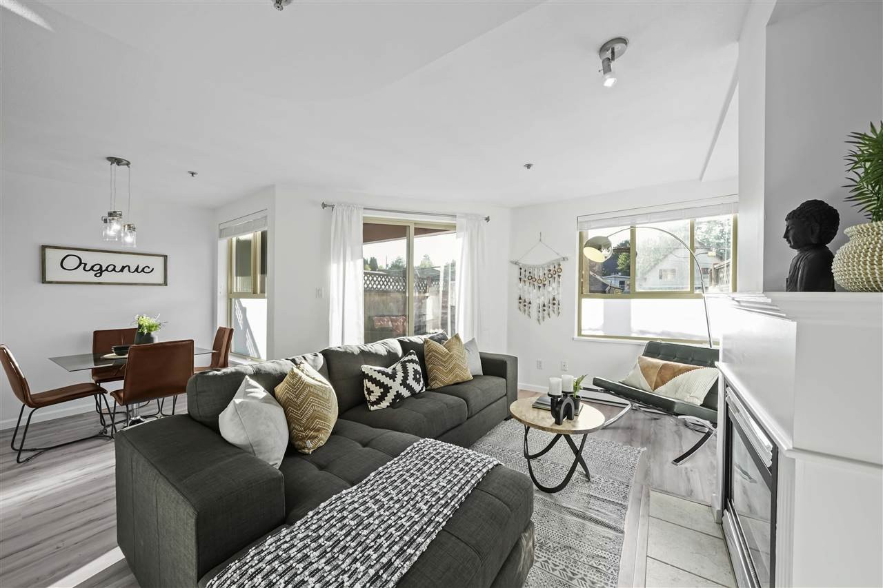 """Main Photo: 20 3477 COMMERCIAL Street in Vancouver: Victoria VE Townhouse for sale in """"La Villa"""" (Vancouver East)  : MLS®# R2497921"""