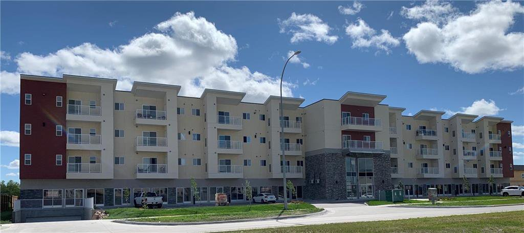 Main Photo: 413 1730 Leila Avenue in Winnipeg: Maples Condominium for sale (4H)  : MLS®# 202100121