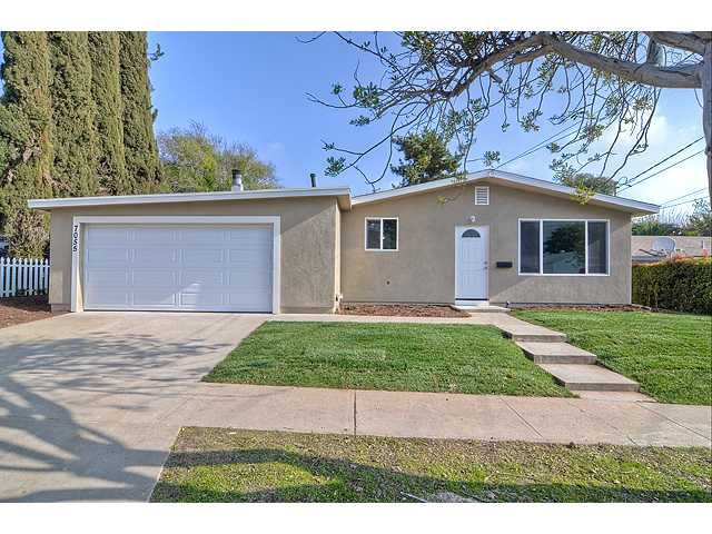Main Photo: SAN CARLOS House for sale : 3 bedrooms : 7055 Renkrib Avenue in San Diego