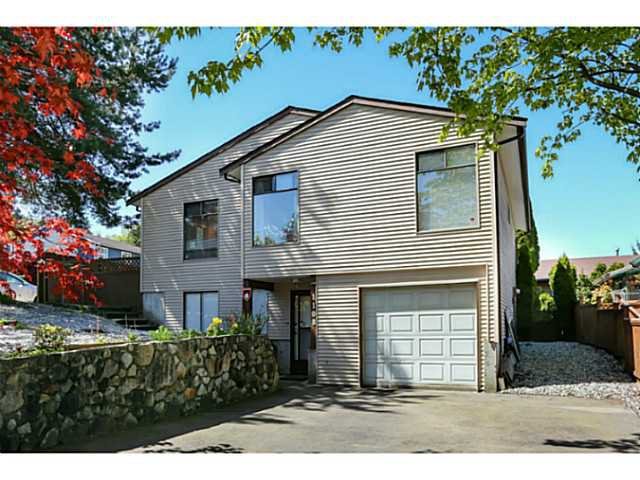 """Main Photo: 1108 HANSARD Crescent in Coquitlam: Ranch Park House for sale in """"RANCH PARK"""" : MLS®# V1004815"""
