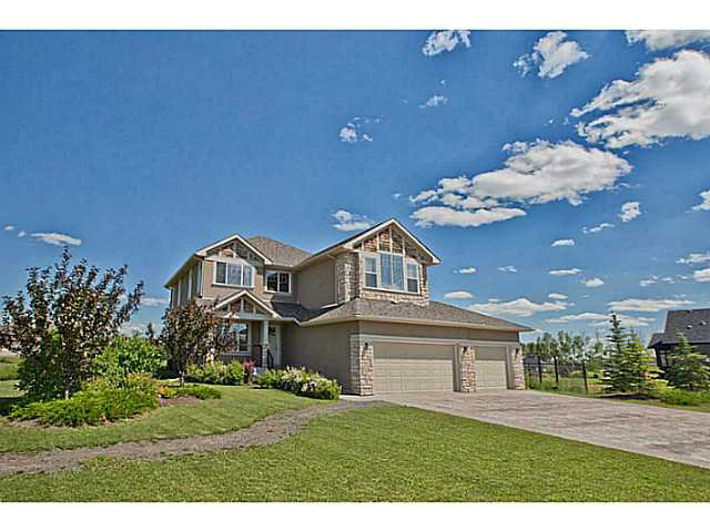 Main Photo: 54 Ranch Road: Okotoks Residential Detached Single Family for sale : MLS®# C3577582