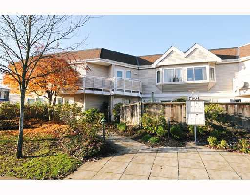 Main Photo: 2 7901 13TH Avenue in Burnaby: East Burnaby Townhouse for sale (Burnaby East)  : MLS®# V742505