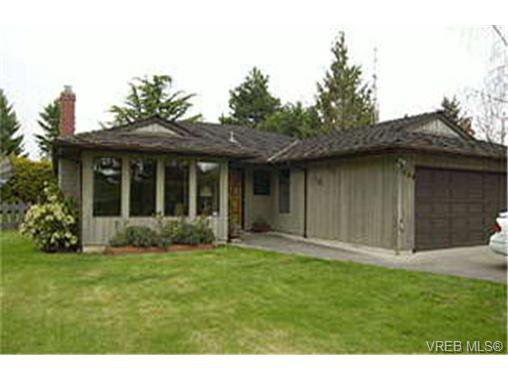 Main Photo: 1844 Prosser Rd in SAANICHTON: CS Saanichton House for sale (Central Saanich)  : MLS®# 259474