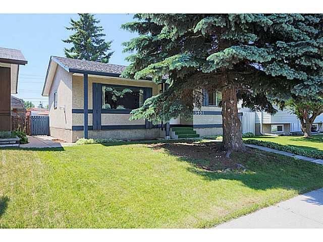 Main Photo: 3931 14 Avenue NE in CALGARY: Marlborough Residential Detached Single Family for sale (Calgary)  : MLS®# C3626019