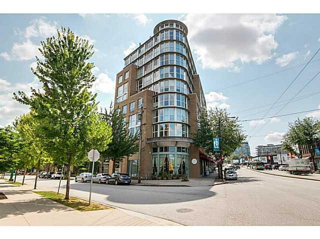 Main Photo: # 419 288 E 8TH AV in Vancouver: Mount Pleasant VE Condo for sale (Vancouver East)  : MLS®# V1077245