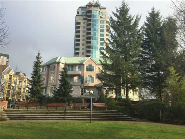Main Photo: # 401W 3061 GLEN DR in Coquitlam: North Coquitlam Condo for sale : MLS®# V1098624