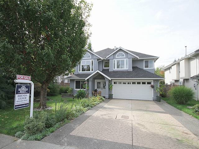 Main Photo: 22852 127TH AVENUE in Maple Ridge: East Central House for sale : MLS®# V1143373