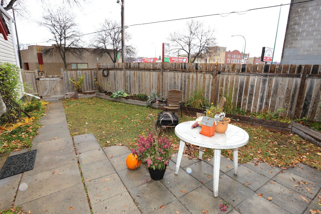 Photo 31: Photos: 283 Evanson Street in Winnipeg: Wolseley Single Family Detached for sale (West Winnipeg)  : MLS®# 1528645