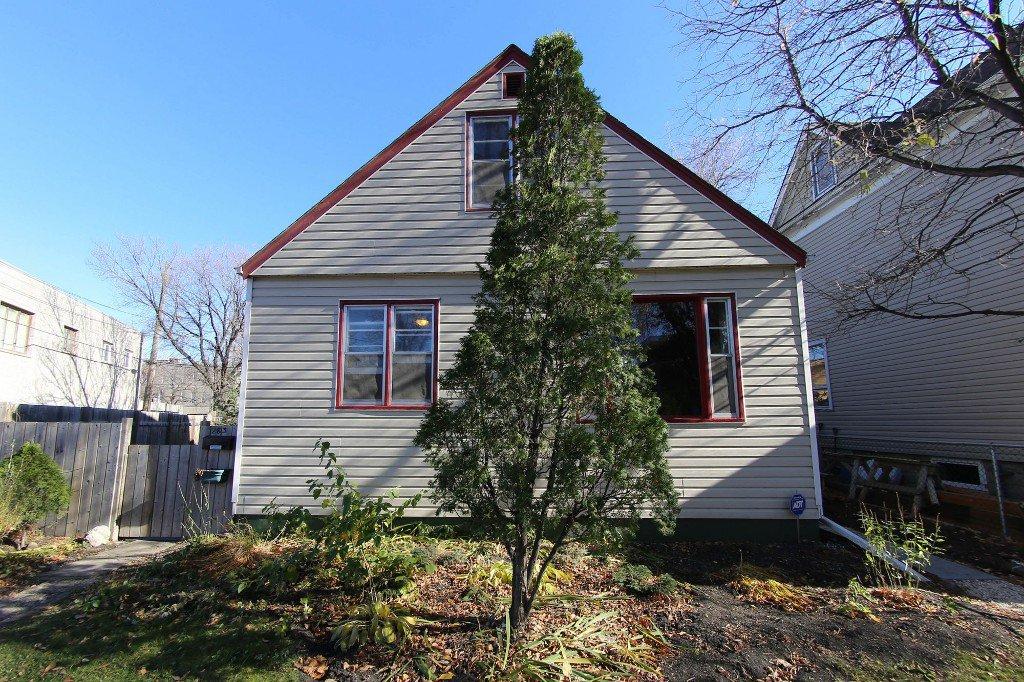 Photo 34: Photos: 283 Evanson Street in Winnipeg: Wolseley Single Family Detached for sale (West Winnipeg)  : MLS®# 1528645