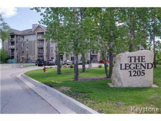 Main Photo: 406 1205 St. Anne's Road in Winnipeg: South St Vital Condominium for sale (South East Winnipeg)  : MLS®# 1425861