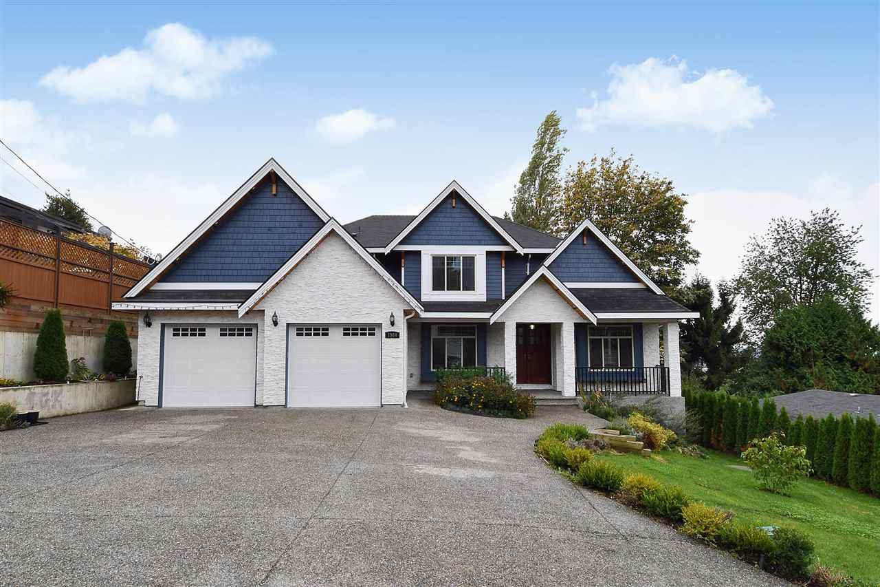 Main Photo: 1984 PETERSON AVENUE in Coquitlam: Cape Horn House for sale : MLS®# R2007064