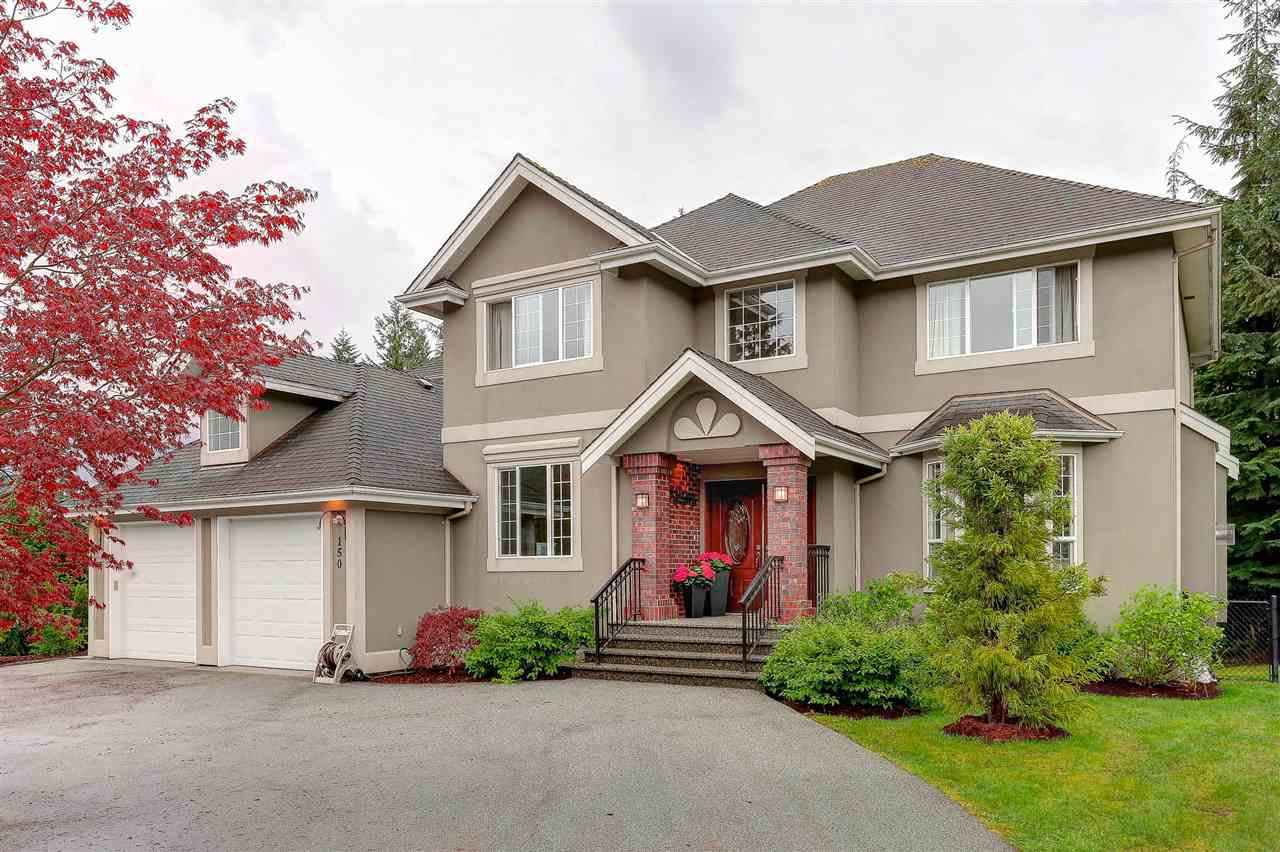 Main Photo: 150 HEMLOCK DRIVE: Anmore House for sale (Port Moody)  : MLS®# R2056865