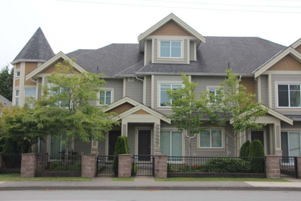 Main Photo:  in RICHMOND: Lackner Townhouse for rent (Richmond)