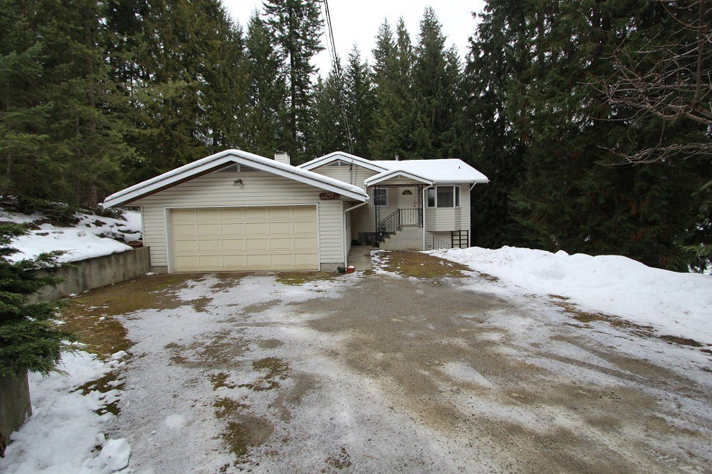 Main Photo: 2475 Forest Drive: Blind Bay House for sale (Shuswap)  : MLS®# 10128462