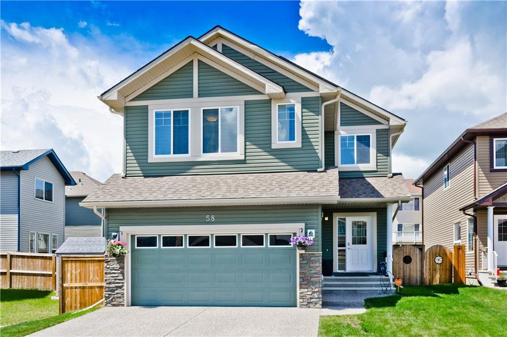 Main Photo: 58 EVERHOLLOW MR SW in Calgary: Evergreen House for sale : MLS®# C4255811